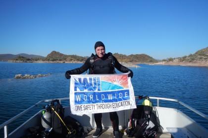 Pat master diver